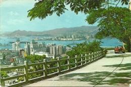 A Bird-eye View Of Hong Kong - East District, Fasing Tsinshatsai, Kowloon - Chine (Hong Kong)