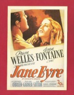 """Postcard   (PC88) , """"  Jane Eyre  """" - REPRO - 2 Scan - - Posters On Cards"""