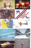 JOLI LOT Collection De + De 7000 TELECARTES Japon (LOT 578)  Thèmes Très Variés * 7000 Japan Phonecards Telefonkarten - Télécartes
