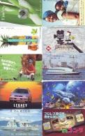 JOLI LOT Collection De + De 7000 TELECARTES Japon (LOT 580)  Thèmes Très Variés * 7000 Japan Phonecards Telefonkarten - Lots - Collections