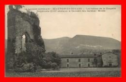 38 Isère , Beauvoir En Royans  ,  ( Scan Recto Et Verso ) - Non Classés