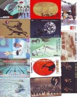 JOLI LOT Collection De + De 7000 TELECARTES Japon (LOT 588)  Thèmes Très Variés * 7000 Japan Phonecards Telefonkarten - Collections