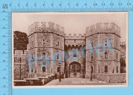 CPA Photo (The Shambles York  ) Post Card Carte Postale Recto/verso - Inghilterra