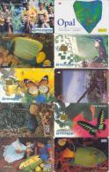 10 TELECARTES * Phonecards MALAYSIA O) TELEFONKARTEN - SALE CLEARANCE -  Uitverkoop - Malaysia