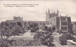 California Los Angeles The Patio William G Kerckhoff Memorial Hall University Of California At Los Angeles Albertype