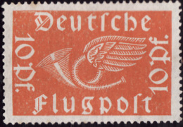 ALLEMAGNE   1919  -  PA  1 -  Nsg - Airmail