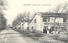 38 - MEYZIEUX - Isère - Hôtel Laliche - Avenue Du Canal - A. Saint-Hubert - Autres Communes