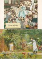 CHEVAUX : Lot De 14 Cartes Postales - Caballos