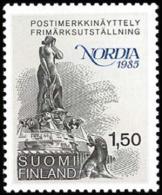 Finland - 1985 - ( NORDIA 1985 Philatelic Exhibition ) - MNH (**) - Ungebraucht