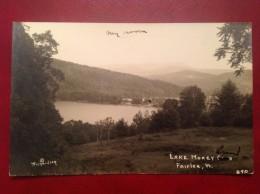 Etats Unis VT Lake Morey Fairlee - Etats-Unis