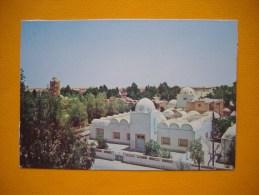 Cpm EL OUED      -  Vue Panoramique    -     ALGERIE - El-Oued