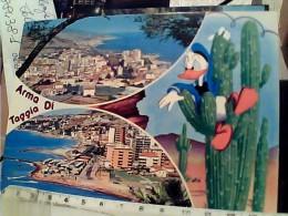 PAPERINO WALT DISNEY A  ARMA DI TAGGIA   VB1980 EO10833 - Disney