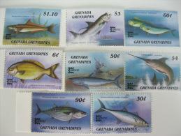 Grenada Grenadines-Fish-Marine Life - Fishes