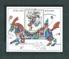 Allemagne  Fédérale  Bloc N°34   De 1996    Neufs - BRD