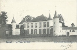 Hannut - Le Vieux Château - 1903  ( Voir Verso ) - Hannut