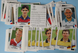 Panini UEFA Champions League 1999, 200 Verschillende  Stickers - Sonstige