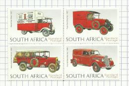 Afrique Du Sud N°1048 à 1051 Neufs Avec Charnières* Cote 3 Euros - South Africa (1961-...)