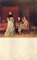 BORCH Conseil Paternelle Amsterdam Rijksmuseum - Pittura & Quadri