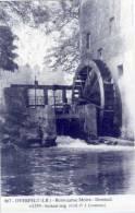 OVERPELT (Limburg) - Molen/moulin - Blauwe Prentkaart Ons Molenheem Van De Bemvaartse Molen Op De Dommel - Overpelt