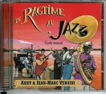 Du Ragtime Au Jazz - Conte Musical & Pedagogique - Jazz