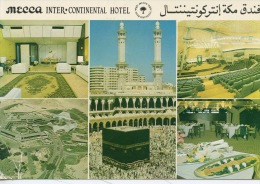 Asie : Arabie Saoudite - HIJAZ Wertern Province Holy City Of MECCA - Mecca Inter Continental Hotel - Arabie Saoudite