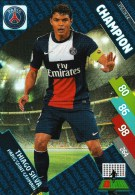 Thiago Silva - Paris Saint Germain - Psg--ch-14- Champion -carte Panini Football Adrenalyn Xl - Ligue 1 - Trading Cards