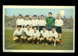 Sport  Voetbal  Football   ( Prent - Geen Postkaart )   R.C. Brussel   RAC. Bruxelles - Voetbal