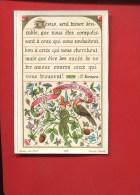 IMAGE RELIGIEUSE PIEUSE FACON ENLUMINURE BONAMY 1887 - Images Religieuses