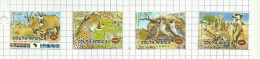 Afrique Du Sud N°1145 à 1148 Neufs**  Cote 7 Euros - Unused Stamps