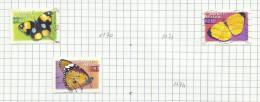 Afrique Du Sud N°1169, 1172, 1173 Cote 5.40 Euros - Oblitérés