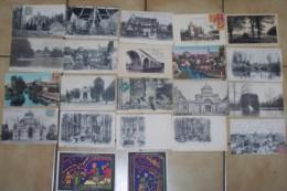 Débarras De Mes Cartes : Lot De 90 Cpa De L'EURE Et LOIR - Non Classificati