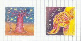 Afrique Du Sud N°1193, 1194 Neufs Avec Charnières* Cote 2.40 Euros - Afrique Du Sud (1961-...)