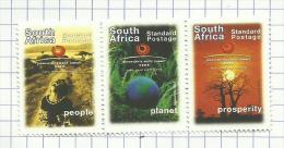 Afrique Du Sud N°1207A à 1207C Neufs Avec Charnières* Cote 2.40 Euros - Afrique Du Sud (1961-...)