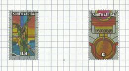 Afrique Du Sud N°1220, 1221 Neufs Avec Charnières* Cote 2.40 Euros - Afrique Du Sud (1961-...)