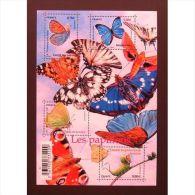 Papillons - Lot De 25 Blocs Feuillets Differents - - Butterflies