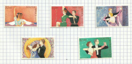 Afrique Du Sud N°1250 à 1254 Neufs**  Cote 8 Euros - Unused Stamps
