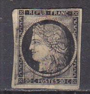 PGL CJ169 - FRANCE N°3 - 1849-1850 Ceres