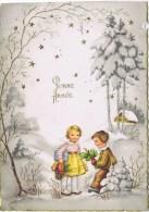 Cpa Bonne Annee - Nouvel An