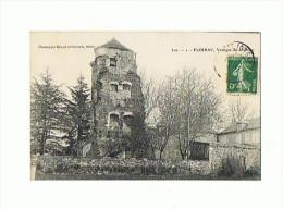 CPA 46 FLOIRAC Vestiges Du Chateau - Autres Communes