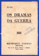 1945 -- OS DRAMAS DA GUERRA - FASCÍCULO Nº 123 .. 2 IMAGENS - Oude Boeken