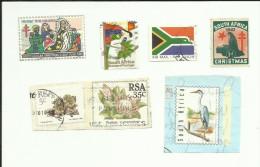 Afrique Du Sud Vignettes - Vignettes D'affranchissement (Frama)