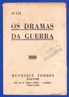 1945 -- OS DRAMAS DA GUERRA - FASCÍCULO Nº 124 .. 2 IMAGENS - Oude Boeken
