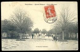 Cpa Du 88  Neufchâteau  Quartier Rebeval , Cour D' Honneur PY15 - Neufchateau