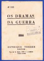 1945 -- OS DRAMAS DA GUERRA - FASCÍCULO Nº 133 .. 2 IMAGENS - Oude Boeken