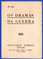 1945 -- OS DRAMAS DA GUERRA - FASCÍCULO Nº 140 .. 2 IMAGENS - Oude Boeken