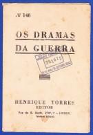 1945 -- OS DRAMAS DA GUERRA - FASCÍCULO Nº 148 .. 2 IMAGENS - Oude Boeken