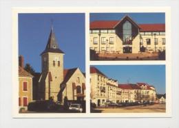 Saint-Quentin-en-Yvelines. Multivues. - St. Quentin En Yvelines