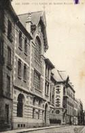 CAEN  Le Lycée De Jeunes Filles - Caen
