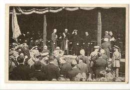 S1704 - Institut St Louis Bruxelles - Inauguration Du Mémorial (29/7/1922) - L' Arrivée Des Autorités - Inaugurations