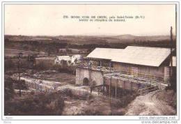 87 SAINT YRIEX LA PERCHE Mines D´or De CHENI Atelier De Réception Du Minerai - France